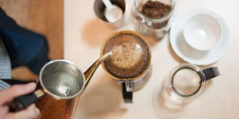 Pour Over Brewing Guide How to Brew Organic Coffee
