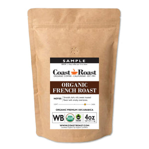 Sample Pack Favorites (3 pack) - Coast Roast Organic Coffee