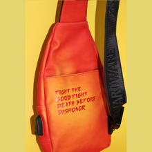 Thermo Bag (Red / Yellow)