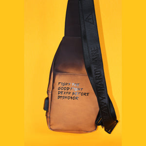Thermo Bag (Brown / Orange)