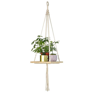 Indoor Plant Hanger Hanging Plant Shelf