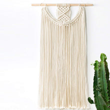Load image into Gallery viewer, Macrame Boho Wall Hanging