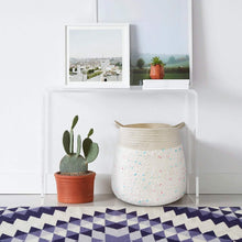 Load image into Gallery viewer, Decorative Storage Basket in Living Room