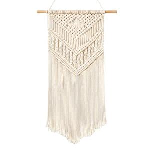 Macrame Woven Wall Hanging Bedroom Decor