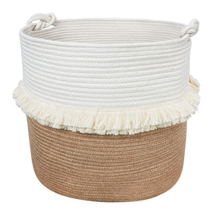 Large Woven Storage Baskets