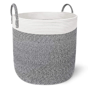 X-Large Cotton Rope Basket