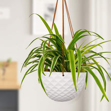 Load image into Gallery viewer, Ceramic Plant Pots Hanging Planter Home Decor