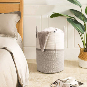 Living Room Woven Storage Basket Toy Basket