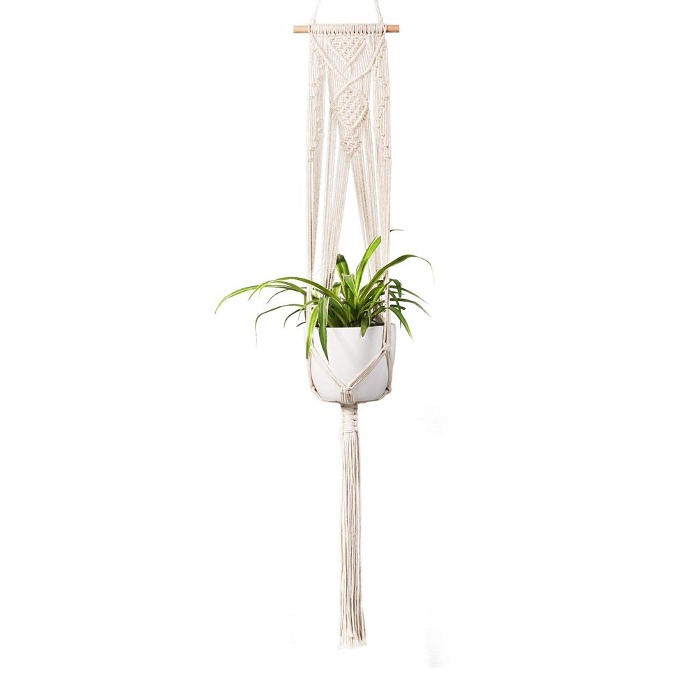 Macrame Handmade Indoor Wall Hanging Planter