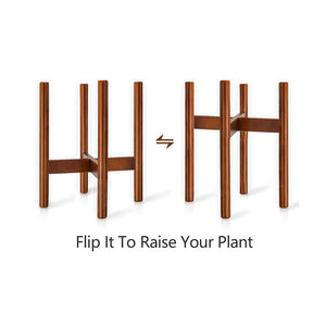 Mid Century Modern Plant Stand Retro Home Decor Ways to Use