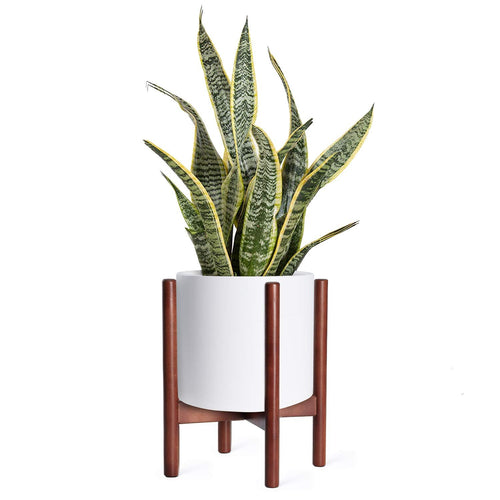 Mid Century Modern Plant Stand Retro Home Decor