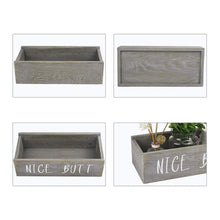 Load image into Gallery viewer, Timeyard Rustic Reclaimed Wood Bathroom Box
