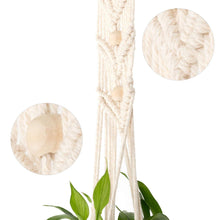 Load image into Gallery viewer, Macrame Plant Hanger Set of 2