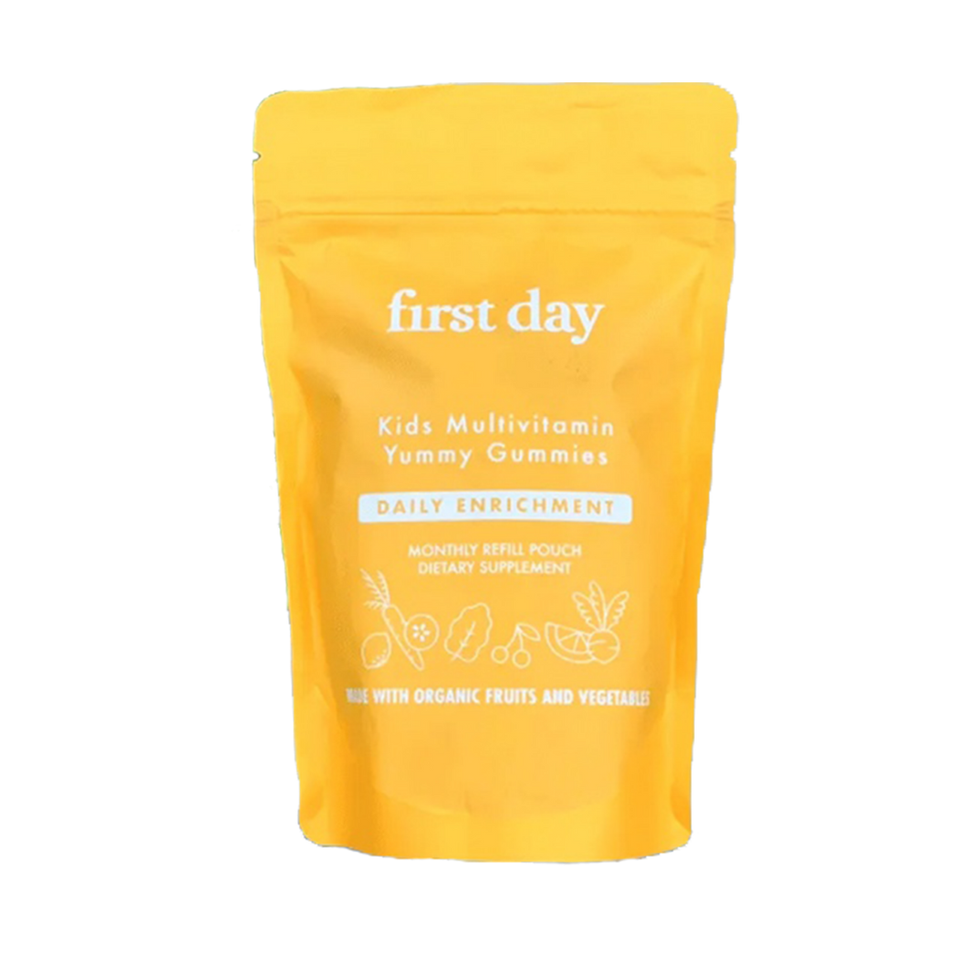 Kids Daily Enrichment - Refill Pouch