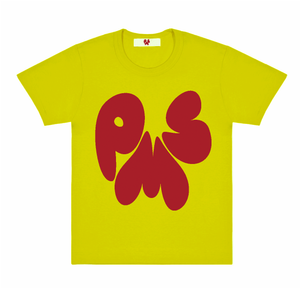 PMS T-SHIRT (YELLOW GREEN GRASS)