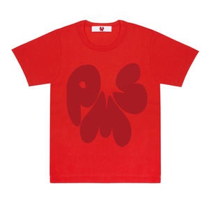 PMS T-SHIRT (BRIGHT RED)