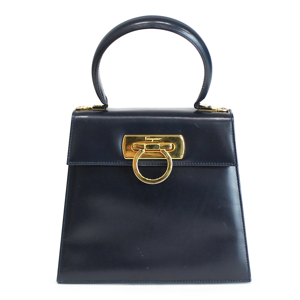 14c74e6ce24 SALVATORE FERRAGAMO Gancini 2way Shoulder Bag – CHUCO STYLE