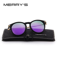 Load image into Gallery viewer, MERRY'S Cat Eye Polarized Sunglasses Women Brand Designer Sunglasses 100% UV Protection S'6101