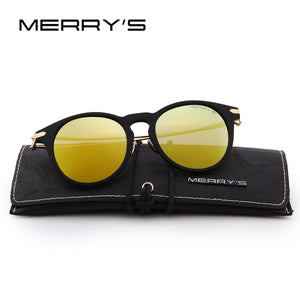 MERRY'S Cat Eye Polarized Sunglasses Women Brand Designer Sunglasses 100% UV Protection S'6101