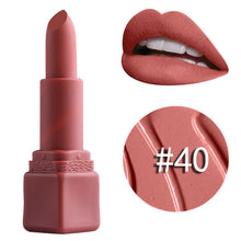 Load image into Gallery viewer, MISS ROSE Lipstick Matt Waterproof Long Lasting Lip Cosmetic Beauty Makeup