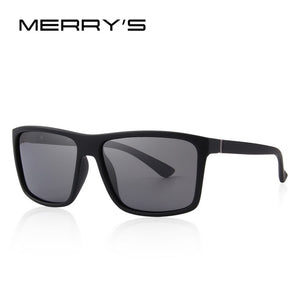 MERRY'S DESIGN Men Polarized Sunglasses Fashion Male Eyewear 100% UV Protection S'8225