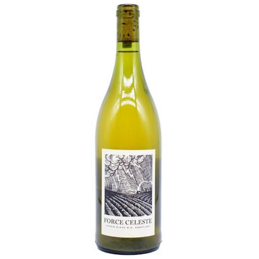 Mother Rock Wines, Force Celeste Chenin blanc 2019