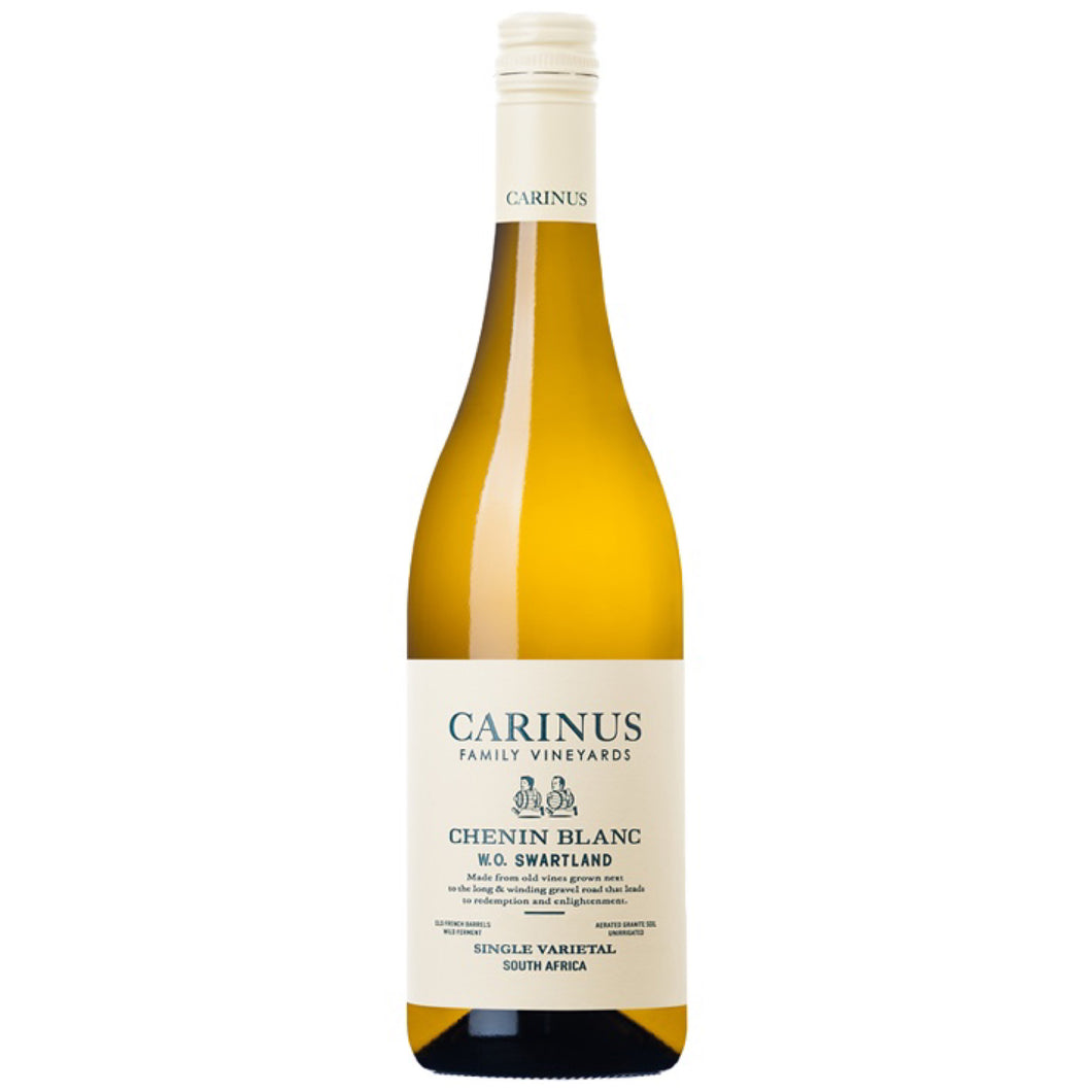 Carinus Family Vineyards, Chenin blanc 2019