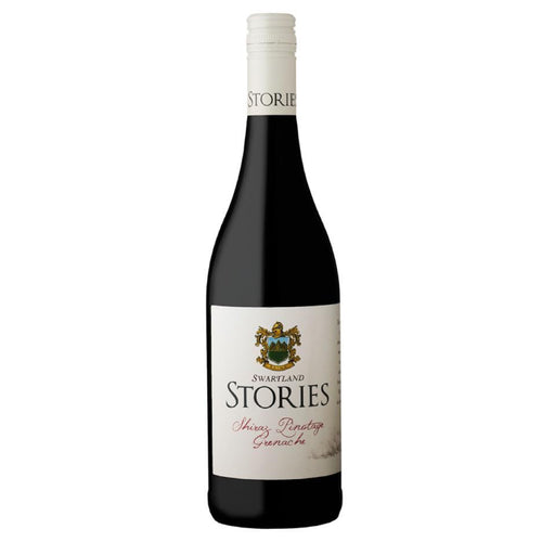 Pulpit Rock Winery, Stories Red 2017