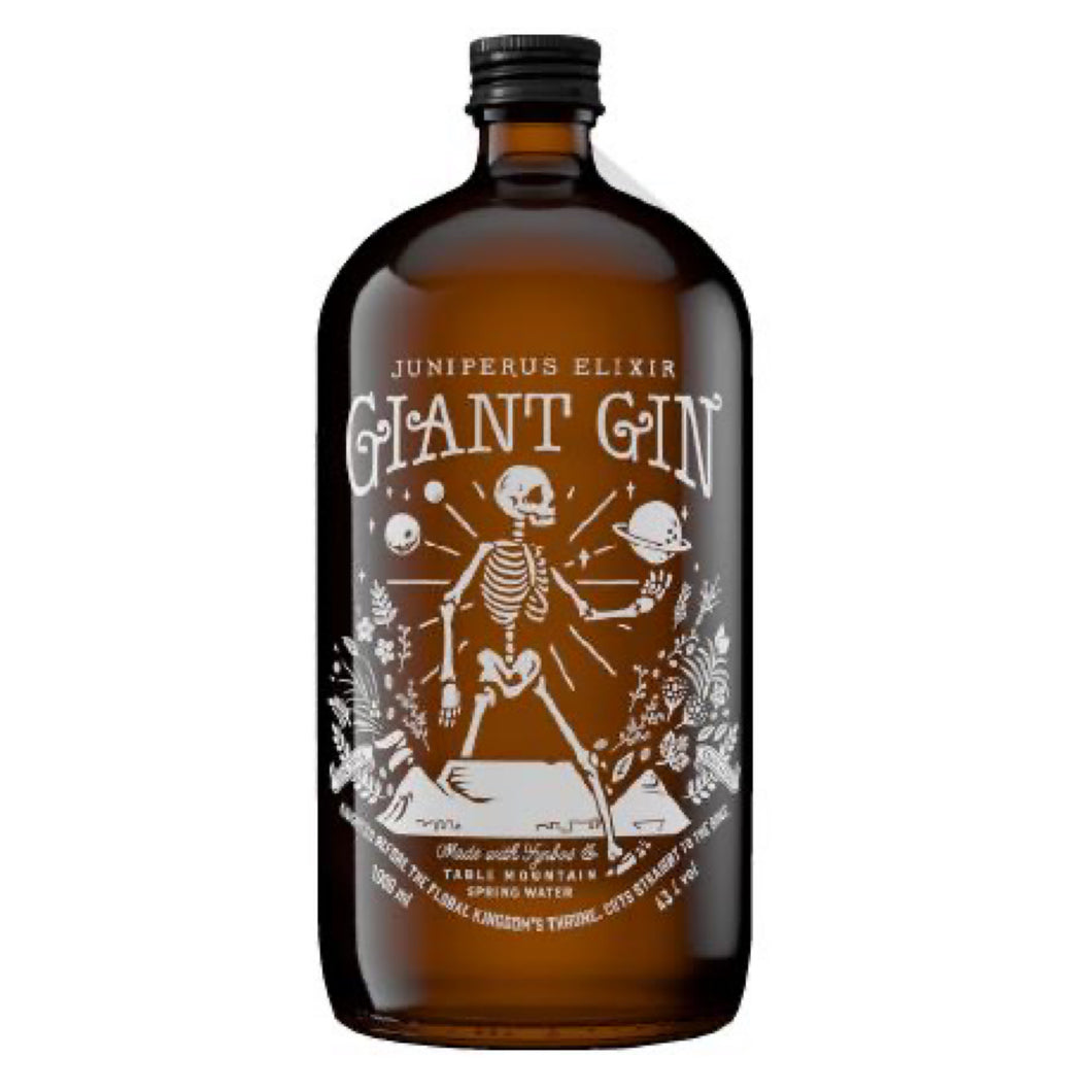 Rall Wines, Giant Gin 1L