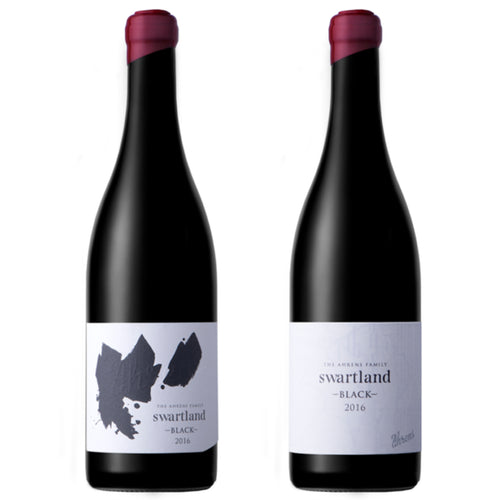 Ahrens Family Wines, Swartland Black 2016