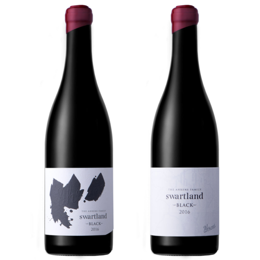 Ahrens Family Wines, Swartland Black 2017
