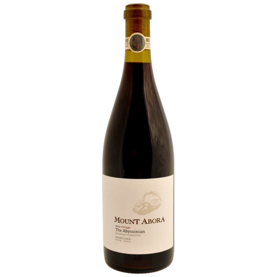 Mount Abora Vineyards, The Abyssinian Red Blend 2015