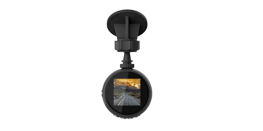 JS Dash Mini - Plug and Play Car Dash Cam - Full HD 1080p Dashcam with G-Sensors