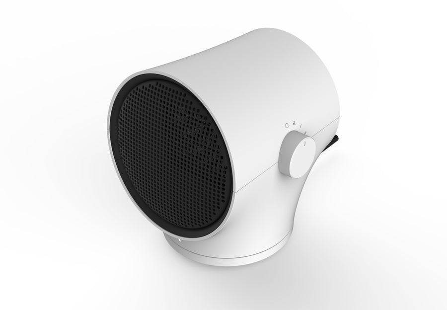 JS Mini Heater – Ceramic oscillating space heater