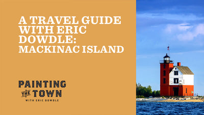 A Travel Guide with Eric Dowdle: Mackinac Island