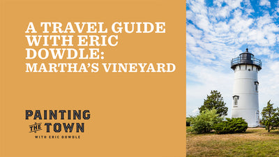 A Travel Guide with Eric Dowdle: Martha's Vineyard