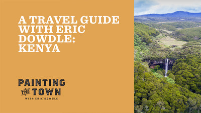 A Travel Guide with Eric Dowdle: Kenya