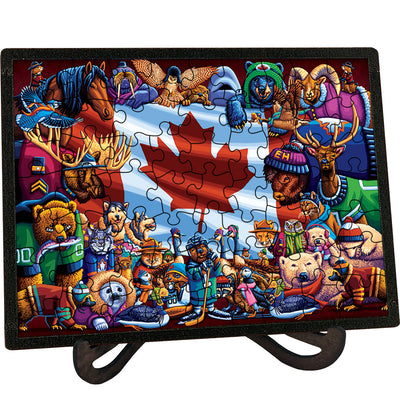 Animals of Canada - Picture Perfect Puzzle™