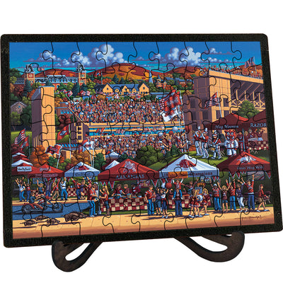 Arkansas Razorbacks - Picture Perfect Puzzle™
