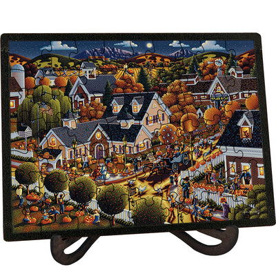 All Hallow's Eve - Picture Perfect Puzzle