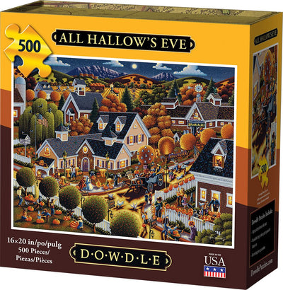 All Hallow's Eve - 500 Piece