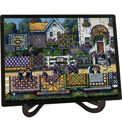 Amish Quilts - Picture Perfect Puzzle™