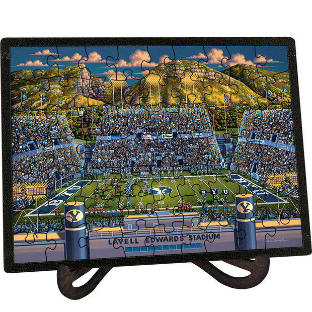 BYU Cougars Picture Perfect Puzzle™