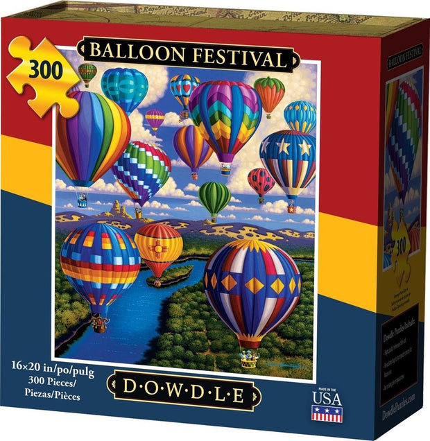 Balloon Festival - 300 Piece