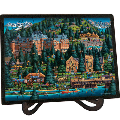 Banff - Picture Perfect Puzzle™