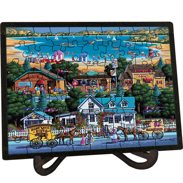 Bear Lake Picture Perfect Puzzle™