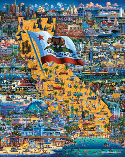 Best of Southern California - Fine Art