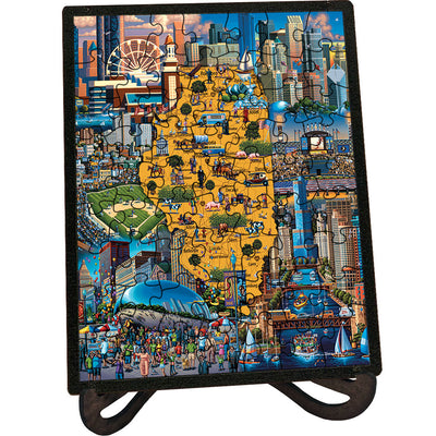 Best of Chicago - Picture Perfect Puzzle™