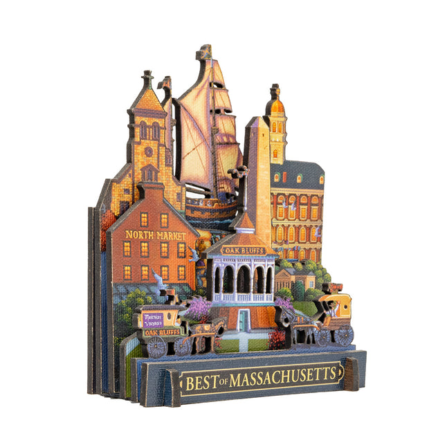 Best of Massachusetts - CityScape