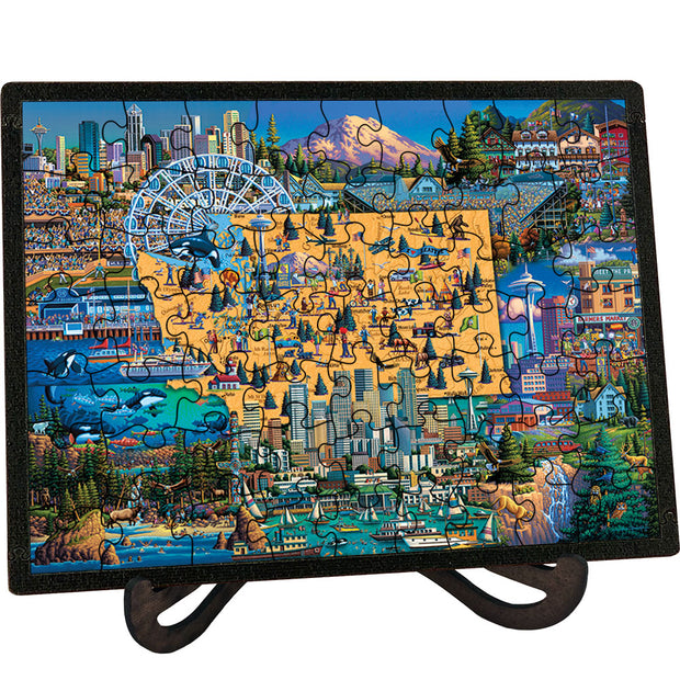 Best of Seattle - Picture Perfect Puzzle™